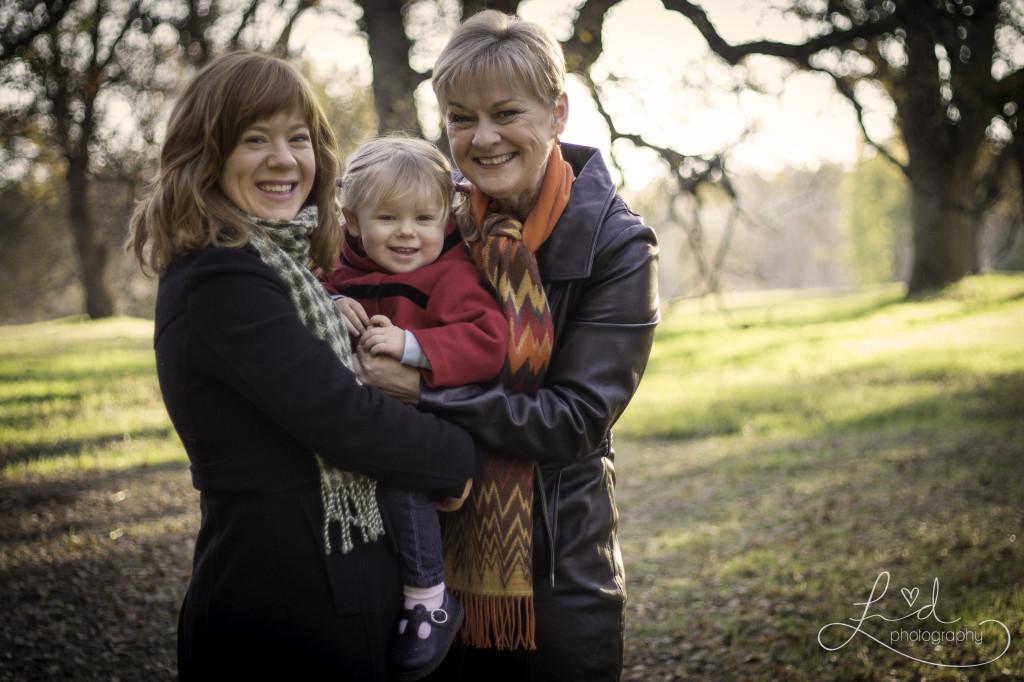 rocklin fall family portraits