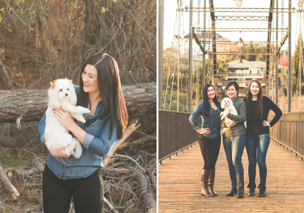 Fall Family Session In Folsom