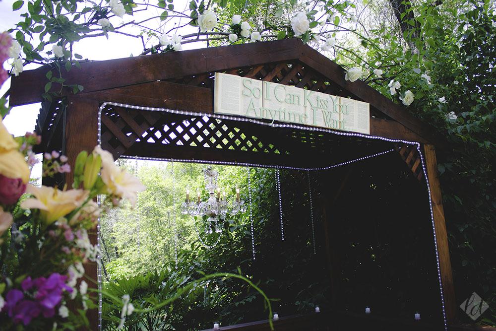 High Sierra Iris and Wedding Gardens