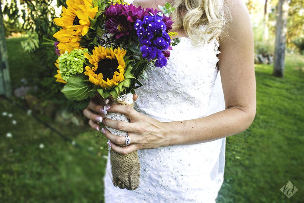 grass valley wedding
