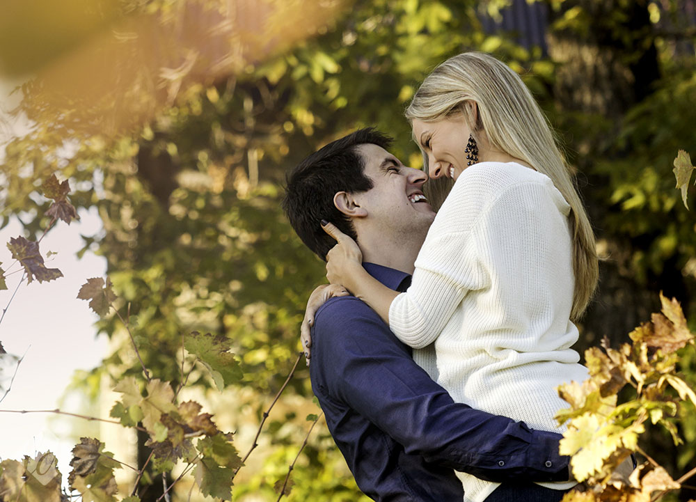 Auburn engagement session